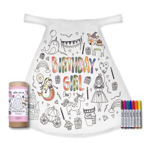 Selfie Clothing Color in Cape Birthday Girl