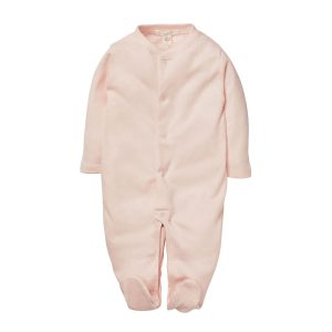 Marie-Chantal Baby Pointelle Angel Wing Pink