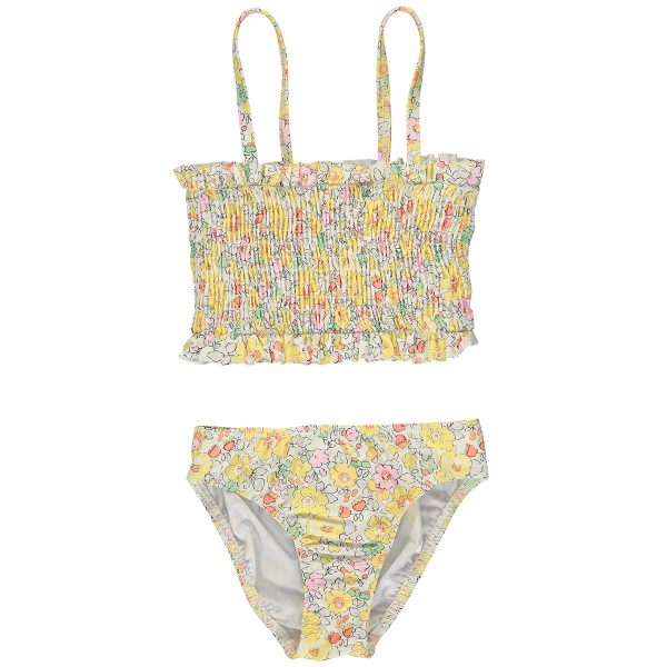 Olivier Baby Toddler/Big Kid Ava Bikini – Betsy Yellow
