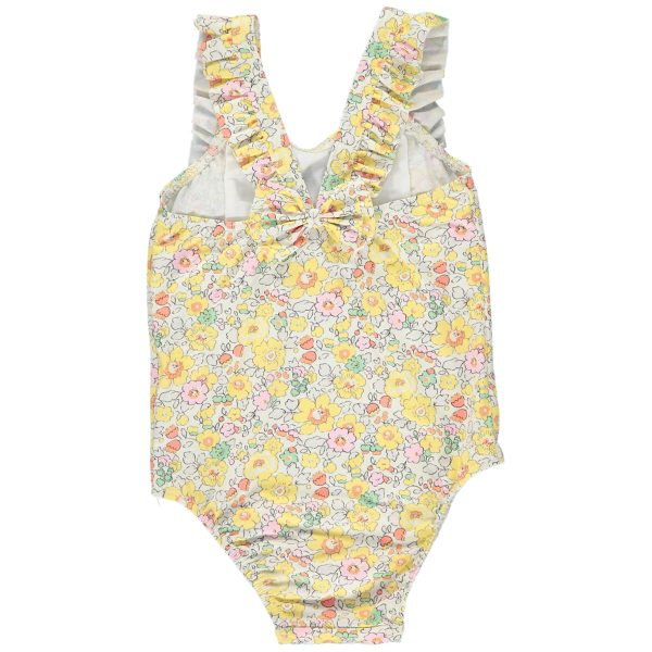 Olivier Baby Baby/Toddler/Big Kid Betty Swimsuit – Betsy Yellow