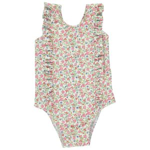 Olivier Baby Baby/Toddler/Big Kid Betty Swimsuit - Hannah Fay Pink