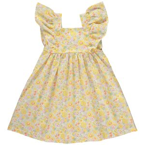 Olivier Baby Toddler/Big Kid Cara Dress - Betsy Yellow