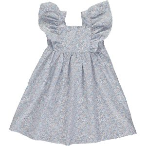 Olivier Baby Toddler/Big Kid Cara Dress - Elouise Blue