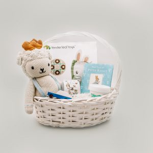 Boy Toddler Easter Gift Basket
