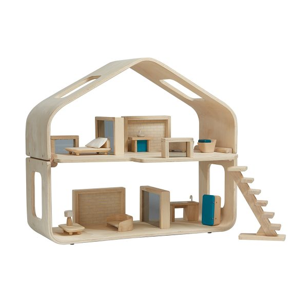 PlanToys Contemporaty Dollhouse