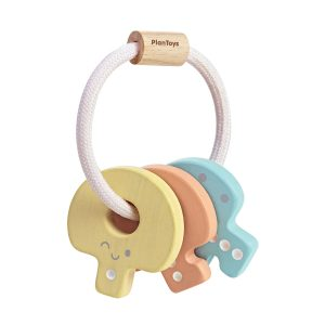 PlanToys Key Rattle