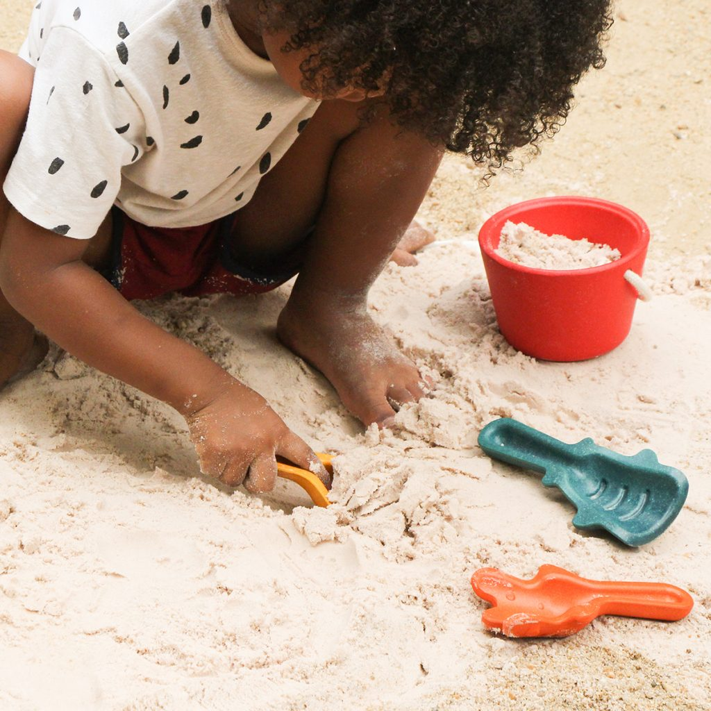 PlanToys Sand Play Set