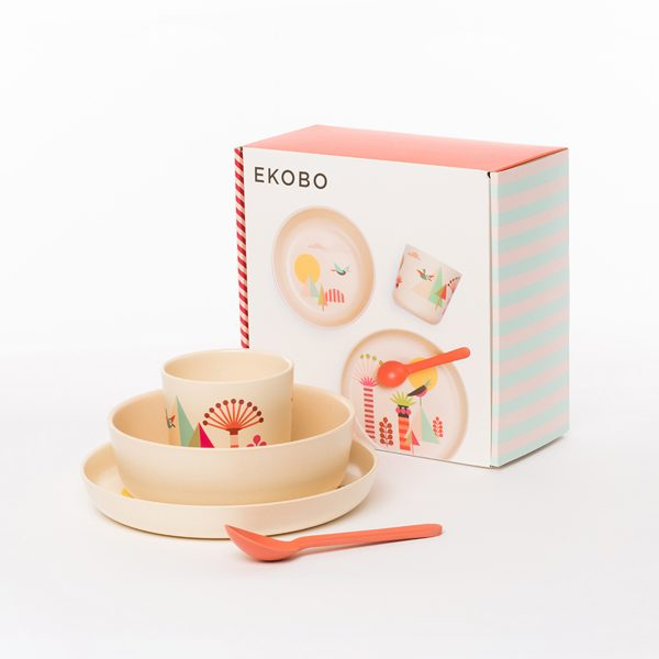 EKOBO Bambino Kid Set – Trees