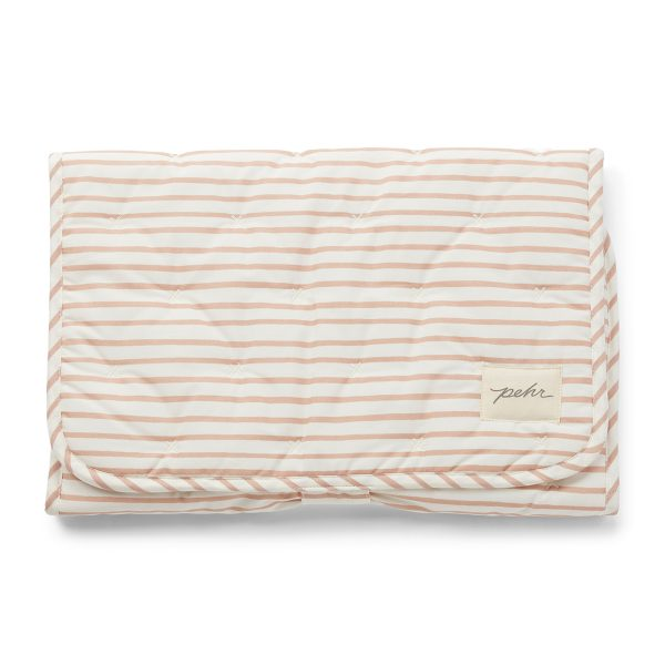 Pehr On The Go Travel Change Pad Rose