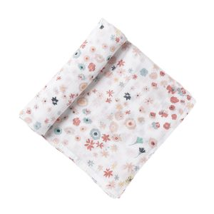 Pehr Meadow Organic Swaddle