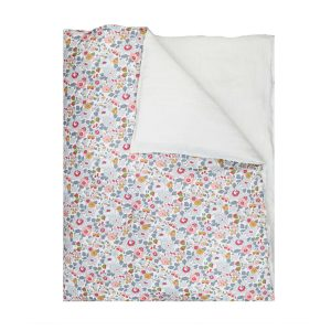 Coco & Wolf Liberty Quilt Betsy Grey & Soft Mint
