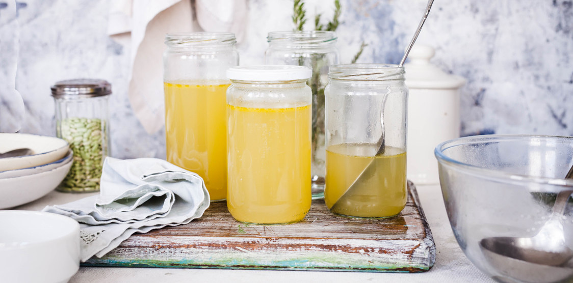 Immune boosting bone broth