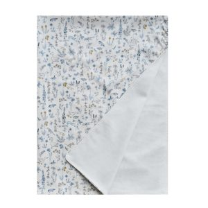Coco & Wolf Liberty Blanket Theo Blue