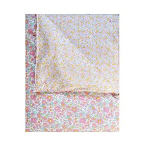 Coco & Wolf Liberty Quilt Betsy Rose & Wiltshire Bud