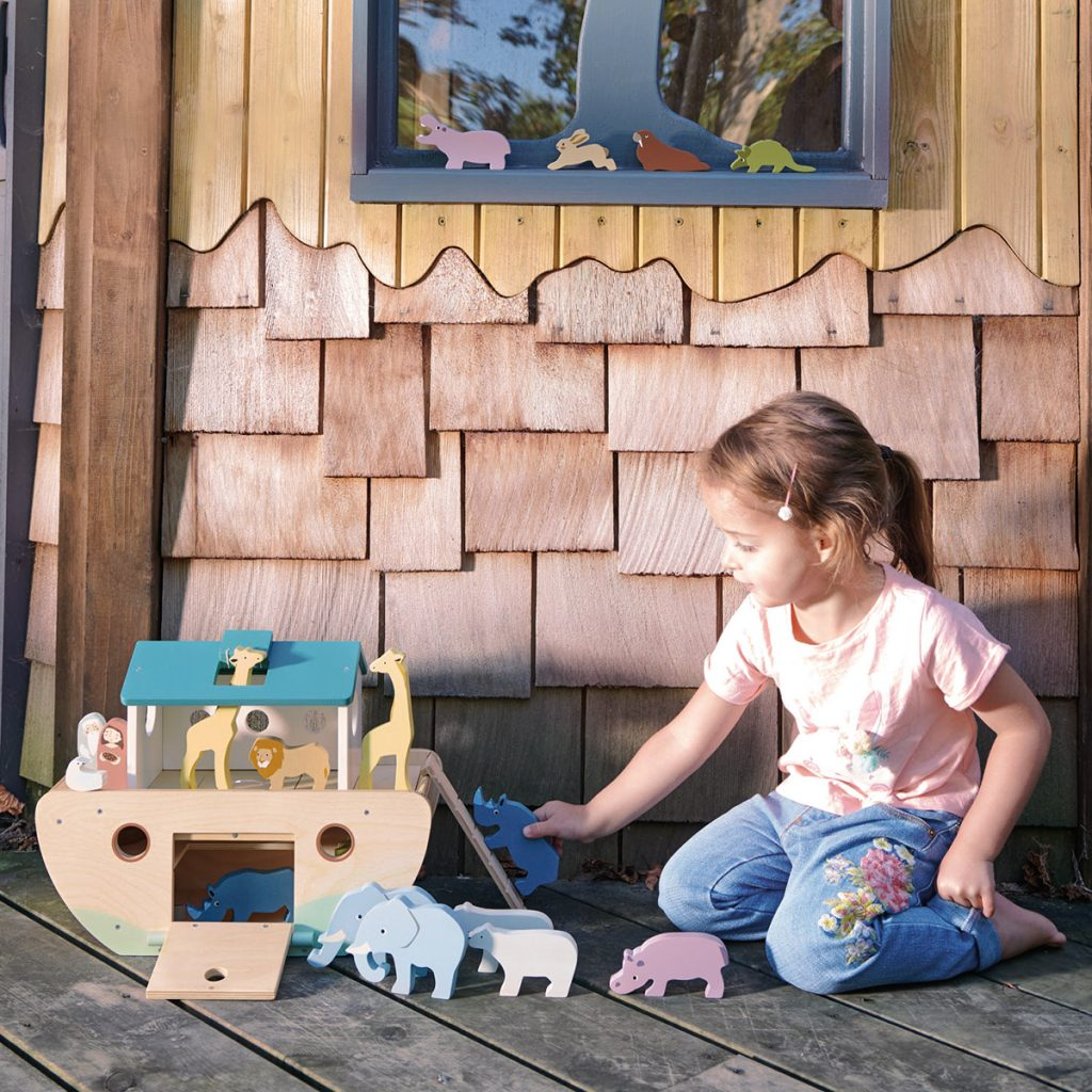 Tender Leaf Toys Noah's Wooden Ark