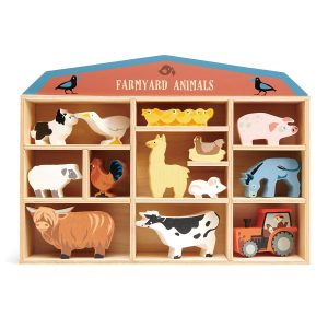 Tender Leaf Toys Farmyard Animals