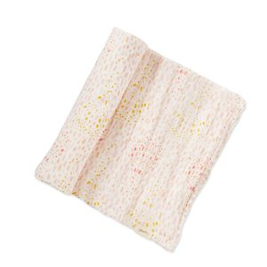 Pehr Swaddle Kaleidoscope Sunrise