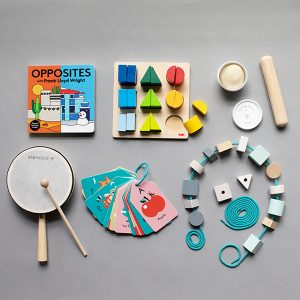 The Tot Learn & Play Set 2-3 y