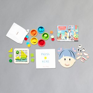 The Tot Learn & Play Sets 3-4y