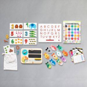 The Tot Learn & Play Sets 4-5y