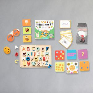 The Tot Learn & Play Sets 5-6y