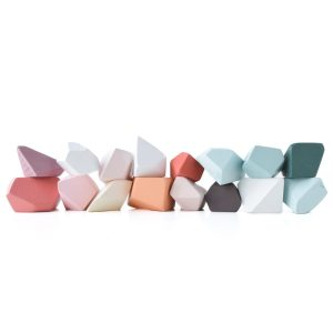 Rock Blocks Valencia Set of 16