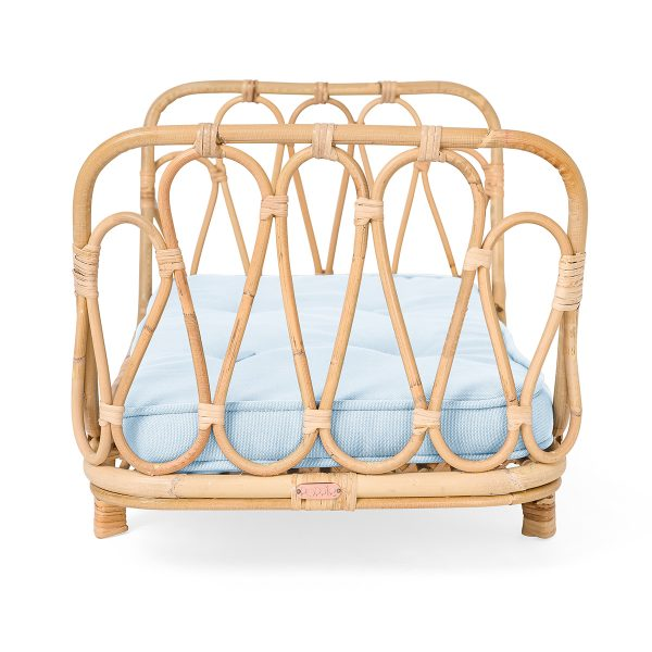 Poppie Toys Day Bed Baby Blue