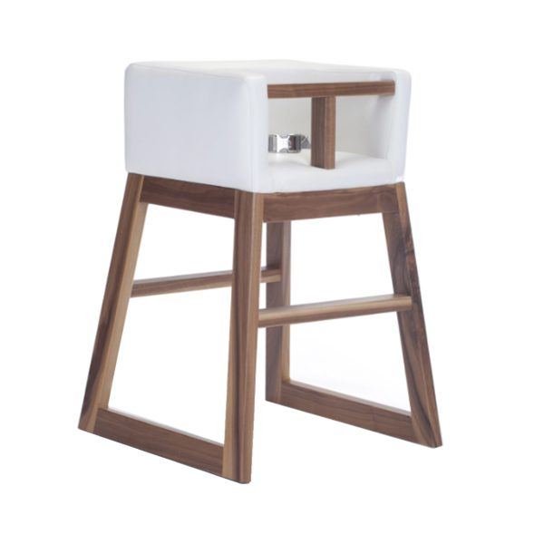 Monte Tavo High Chair – Walnut White
