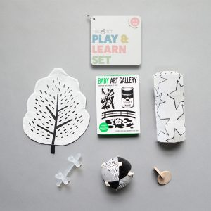 Play & Learn Bundle 0-3m