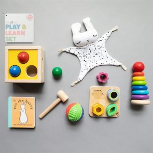 The Tot Play & Learn Set 12-18 months