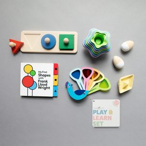The Tot Play & Learn Set 18-24 months