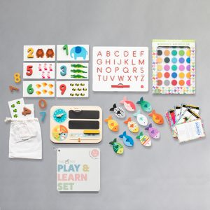 The Tot Play & Learn Set 4- 5 years