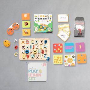 The Tot Play & Learn Set 5 - 6 years