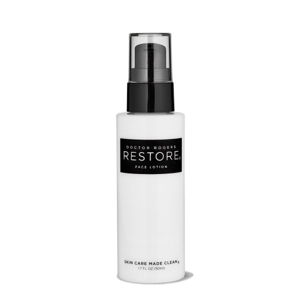 Doctor Rogers Restore Face Lotion Lifestyle Image