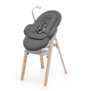 Stokke Steps Bouncer Deep Grey