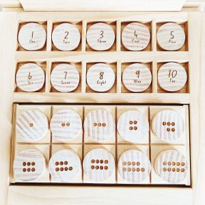 Zephyr's Nest Counting Coins 1-10