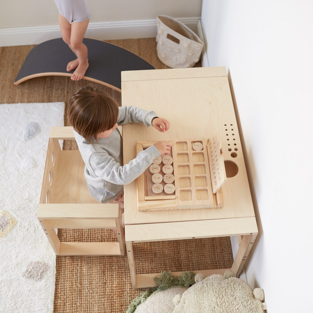 Zephyrs Nest Learn Play Tray Bundle