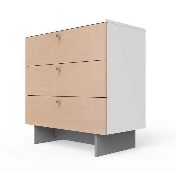 Spot on Square Roh Dresser 34″ Wide – Birch