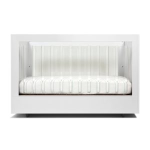 Spot On Square Roh Crib White 2 Side Acrylic