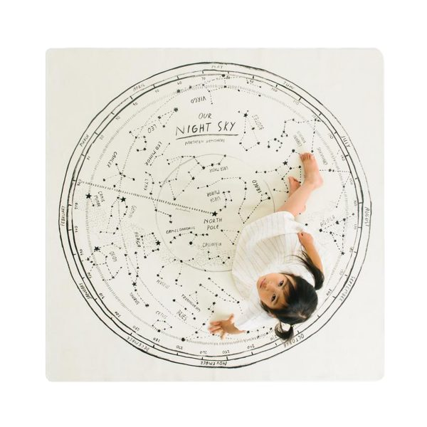 GATHRE Midi Mat – Constellation Square