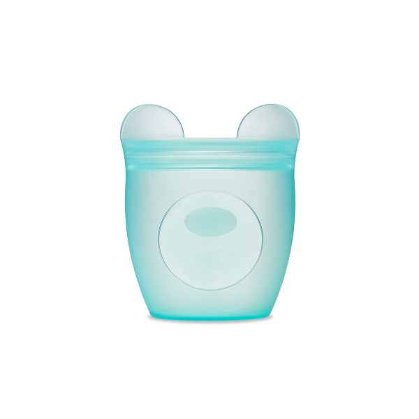 Zip Top Baby Snack Container Set