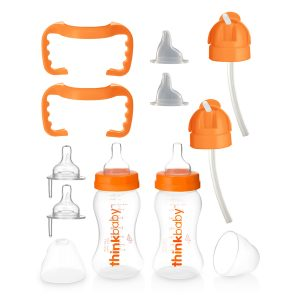 ThinkBaby All In One bottle and sippy cup