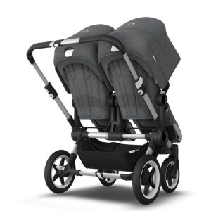Bugaboo Donkey 3 Twin Grey