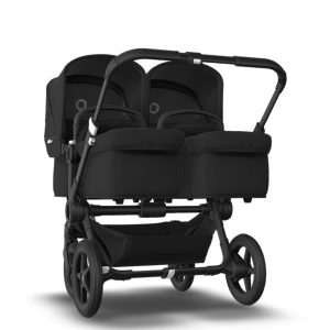 Bugaboo Donkey 3 Twin Black