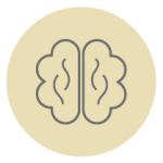 Developmental area icon: cognitive