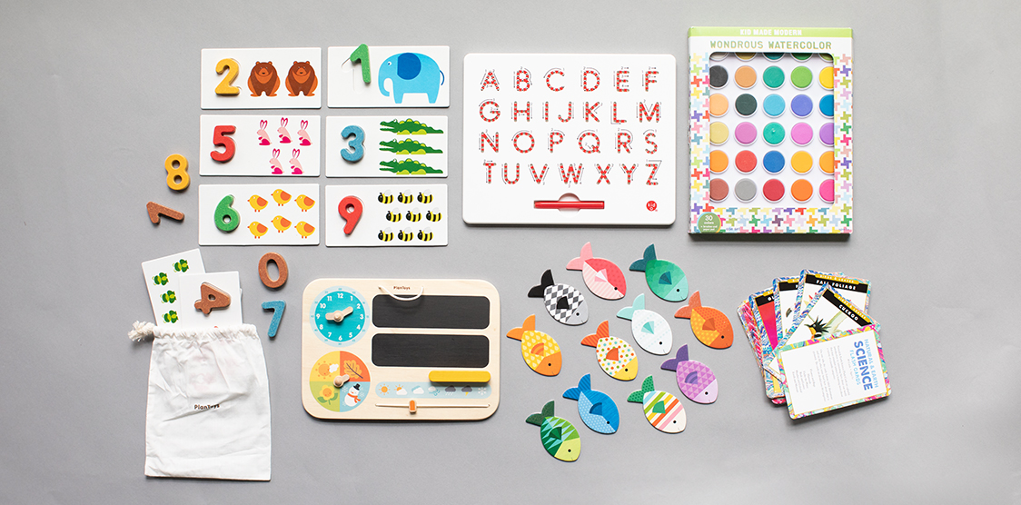 Educational toys for 4 year old