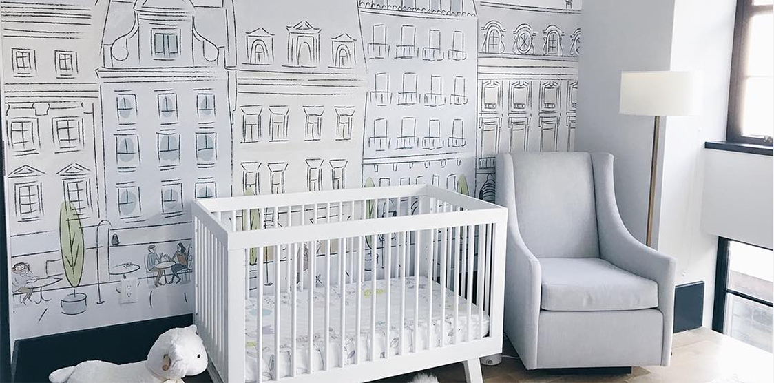 How to turn a nursery into a junior room