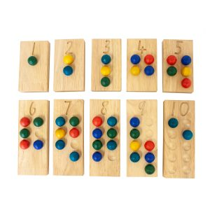 Q Toys Counting and Math Set