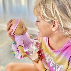 EcoBaby Dolls Baby Brooke