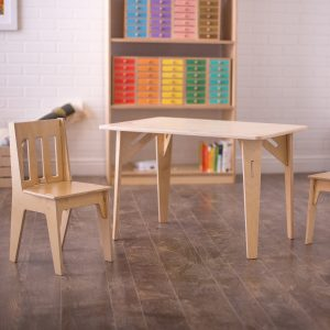 Sprout Wooden Kids Table and Chairs